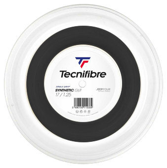Струна для сквоша Tecnifibre Synthetic Gut 1,25mm (200m в уп)
