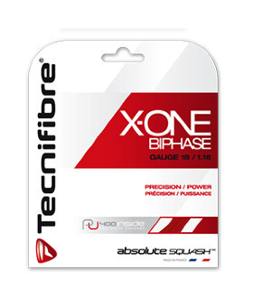 Струна Tecnifibre X-ONE Biphase 1,18